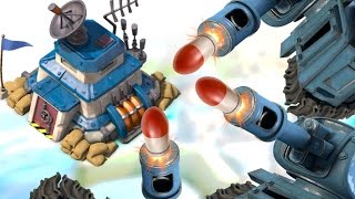 Boom Beach TANKS TIPS for LOW LEVELS!