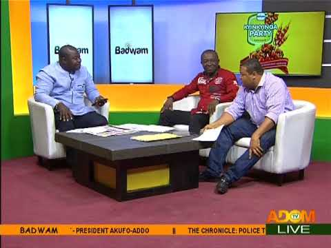 Badwam Mpensenpensenmu on Adom TV (23-4-18)