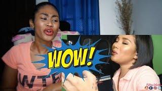 Katrina Velarde -  I WANNA KNOW WHAT LOVE  | Reaction
