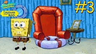 SpongeBob SquarePants: Employee of the Month - PC Walkthrough Gameplay Chapter 3