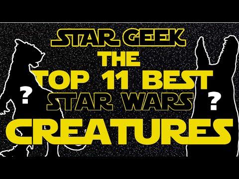 Top Ten [Eleven] Best Star Wars Creatures - Star Geek