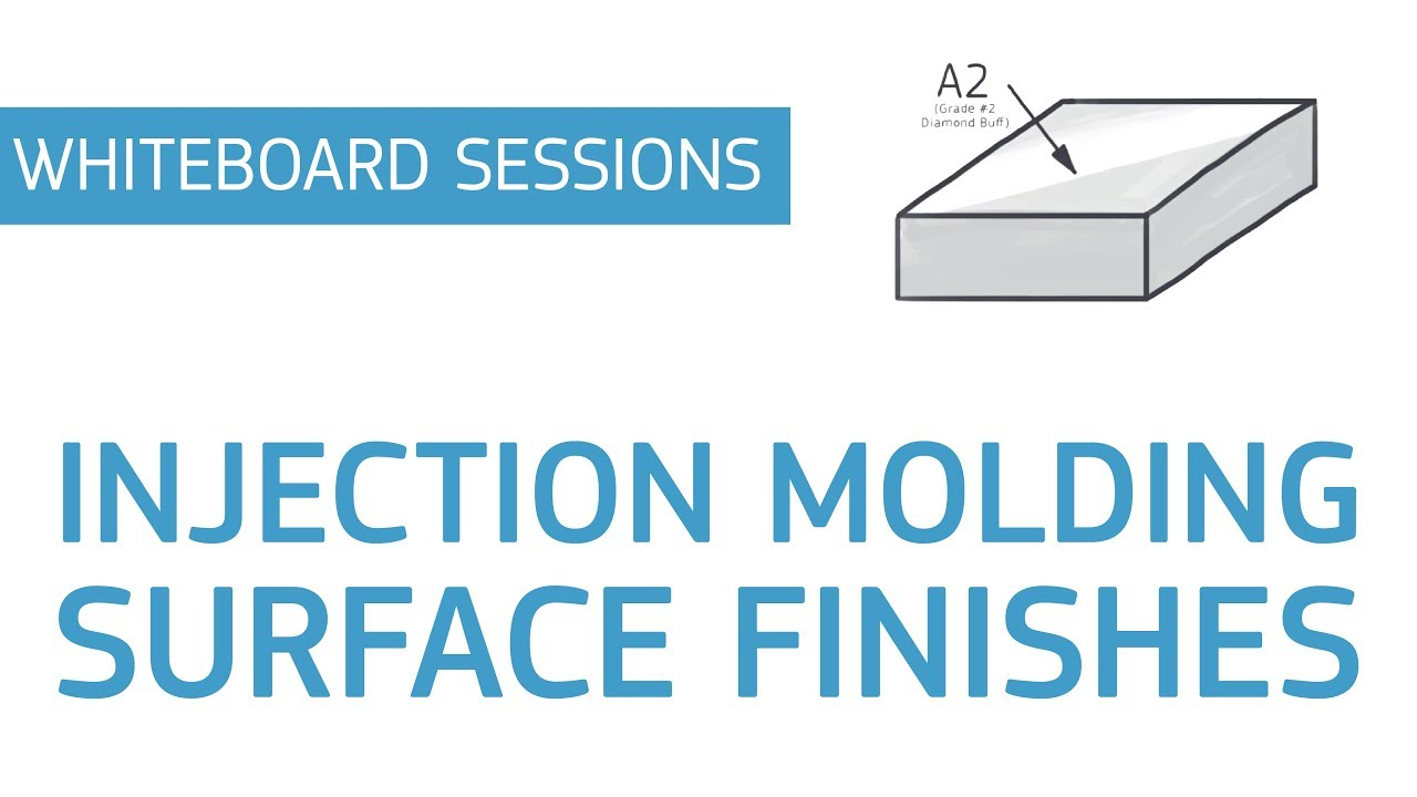 Design Tip: Sorting through surface finishes on molded parts