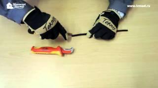Нож Книпекс-9855 с пяткой. Честный обзор для магазина Алексея Земскова(, 2016-04-24T16:20:49.000Z)