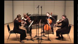 Beethoven: String Quartet Op. 18 No. 4, 3rd Movement