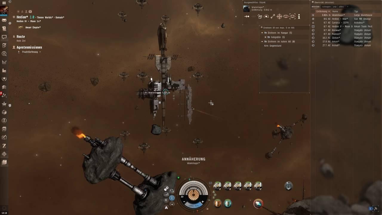 Inspirierend Ae Trade Online Beste Wahl Eve Mission: Frachtlieferung Level 3 Gegen Blood