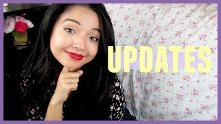 Updates ♡ Video Schedule, Spanish Videos, Feedback Thumbnail
