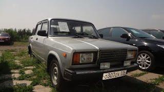 видео Автомобиль ВАЗ-2107