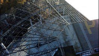 Budowa stadionu Pogoni Szczecin :: 07.11.2020