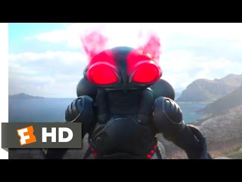 Aquaman (2018) - Black Manta's Revenge Scene (5/10) | Movieclips