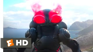 Aquaman (2018) - Black Manta's Revenge Scene (5/10) | Movieclips