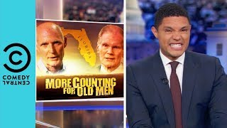 Florida's Midterm Election Drama | The Daily Show With Trevor Noah