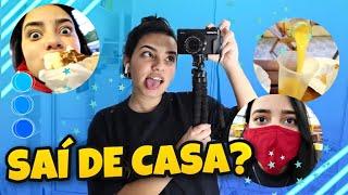 FIZ COMPRINHAS NA RUA (VLOG) - Bela Almada
