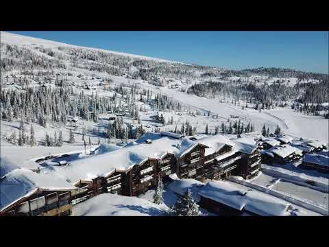 Norefjell Ski & Spa feb 2018