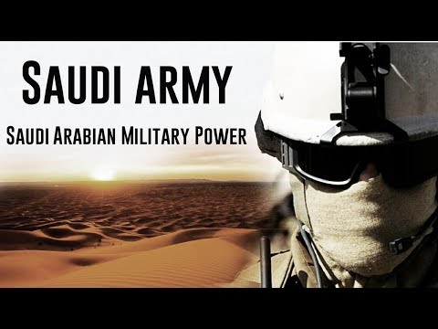 Royal Saudi Arabian Military Power 2019 / Saudi Army