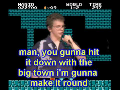 """Mario be playin' T-Dub""-T-Dub (Rap-along Version)"