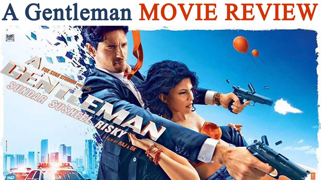 a gentleman movie review: jacqueline fernandez - sidharth malhotra