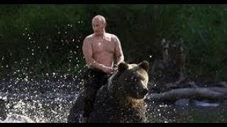 Putin revela si ha cabalgado un oso.