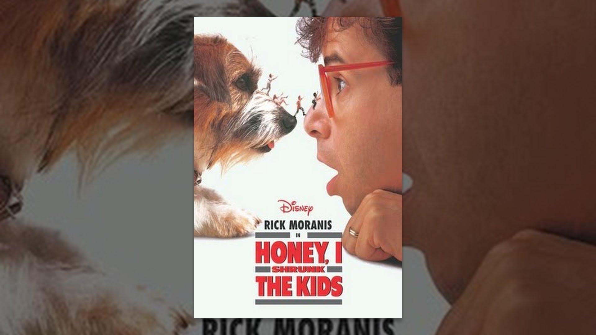 Honey, I Shrunk The Ki...