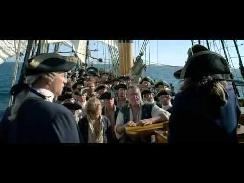 Escena completa Piratas del caribe en mares misteriosos- ¡Somos Hombre!