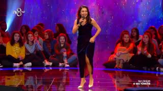 Tamara  - I feel good - O Ses Turkiye 01 12 2019