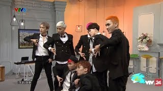 "Zero 9 hát live ""I wanna be a star"" | VTV24"