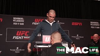 cain velasquez returns to ufc