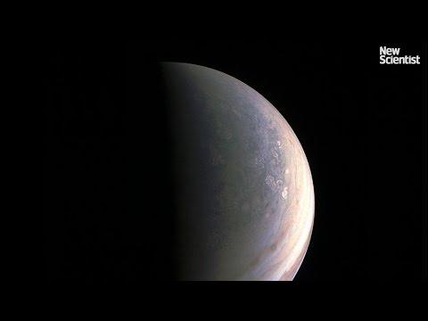 The ghostly sound of Jupiter's auroras