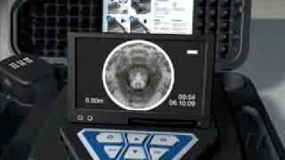 VIS220/240 Inspekcja rur odpływowych