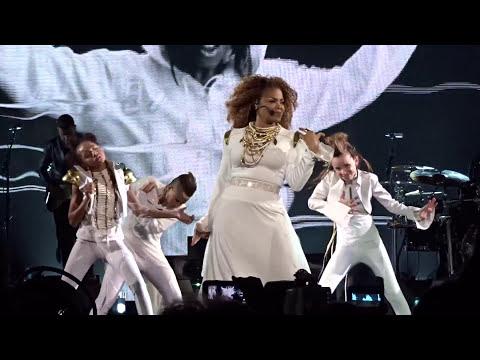 Janet Jackson BURNITUP! - NASTY - FEEDBACK Live - Orlando, Florida