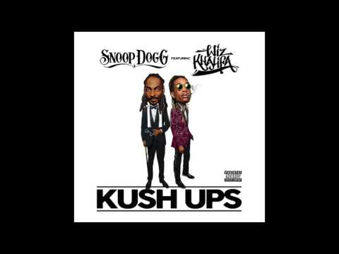 Snoop Dogg - Kush Ups ft. Wiz Khalifa (Audio)
