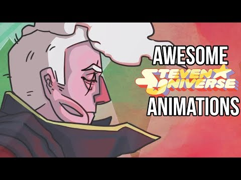 Awesome Steven Universe Animations!