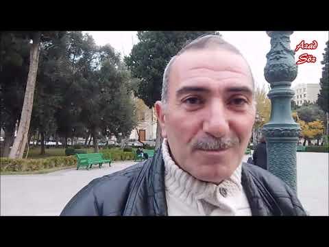 """""""Hökümət pulu daşa, betona xərcləyir, insanlara yox"""" - Bakı sakinləri etiraz edir."""