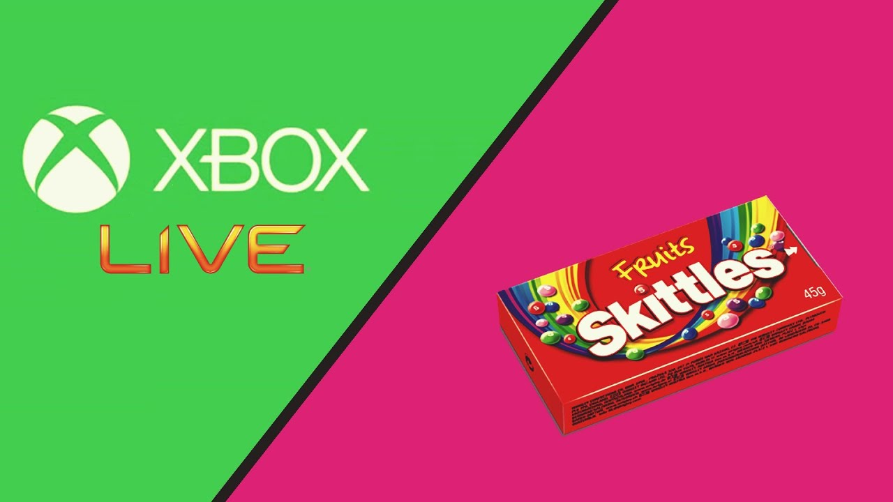 free 1 week xbox live gold skittles