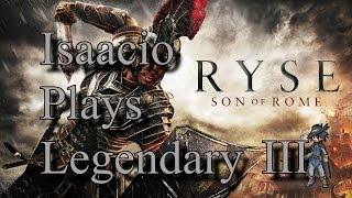 RYSE: Son of Rome | Swimming with the Fisheees | Legendary Walkthrough Episode #3