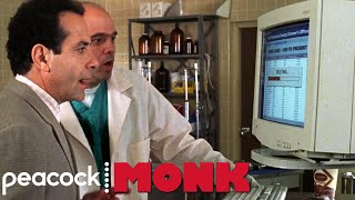 Monk Gets Fired | Monk