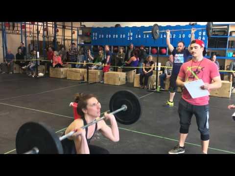 CrossFit Calgary   Open Workout 16 5
