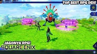 NEW! Criware dan Square Enix Bersatu - GESTALT ODIN android Gameplay