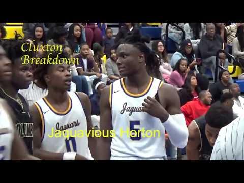"Class Of 2018 Jaquavious Horton ""Above The Rim"""
