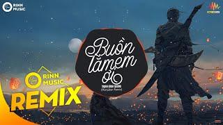 Buồn Lắm Em Ơi (Hanjunken Remix) - Trịnh Đình Quang | Nhạc Trẻ Remix Căng Cực Hay Nhất 2019