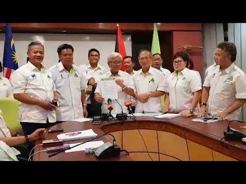 Parti Rakyat Sarawak sacks deputy president, four others