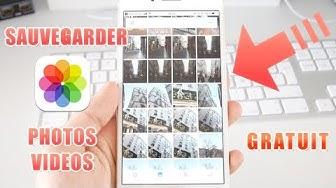 Sauvegarder Photos et Vidéos dans le Cloud Gratuitement pour iPhone et Android !