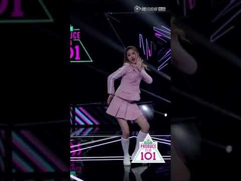 "[Produce101] 王曼君 Wang Manjun - ""Pick Me"" Solo Ver. [创造101]"