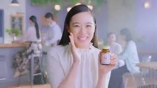 ビオフェルミン製薬から新ビオフェルミンSの新Cmです。 女優の蒼井優さ...