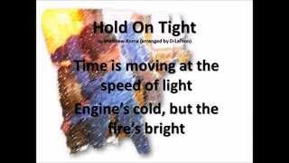 Hold on Tight - Vistaprint commercial full song (lyrics) D-Larson