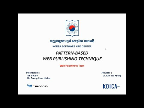 2nd Generation - Web Publishing