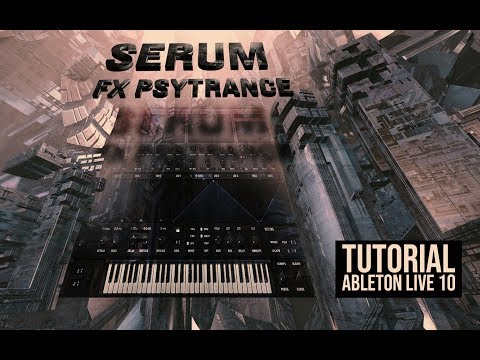 Tutorial Psytrance FX