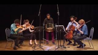 Andy Akiho: In/Exchange (Friction Quartet; Andy Akiho, steel pan)