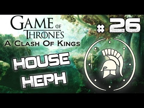 Mount&Blade: Warband. A Clash Of Kings #26 House Heph
