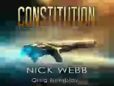Constitution Legacy Fleet Trilogy #1 Audiobooks   Nick Webb