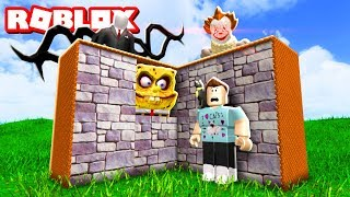 *NEW* BUILD TO SURVIVE IN ROBLOX